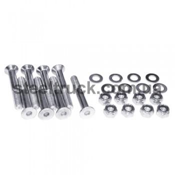 Комплект болтов крепления пластин седла седельно-сцепного устройства (M16*110), SK2121-15, BGS290, 073-0005