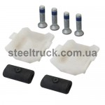 Ремкомплект опор седла седельно-сцепного устройства, SKE001370220, BGS590, 073-0013