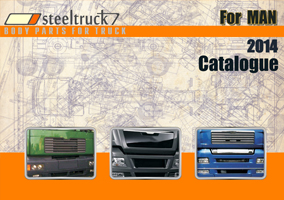 PDF каталог - запчасти для грузовиков МАН, интернет-магазин Steeltruck