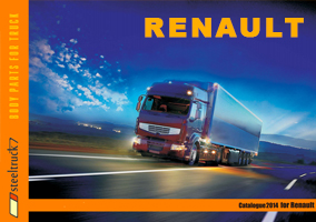 PDF каталог - запчасти для грузовиков Рено, интернет-магазин Steeltruck