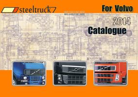 PDF каталог - запчасти для грузовиков Вольво, интернет-магазин Steeltruck
